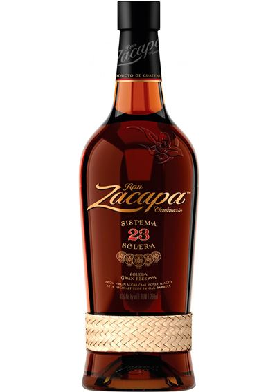 RON ZACAPA CENT. 23A