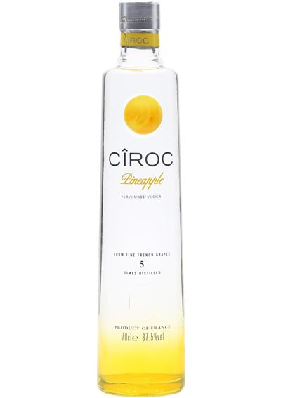 VODKA CIROC PINEAPPLE
