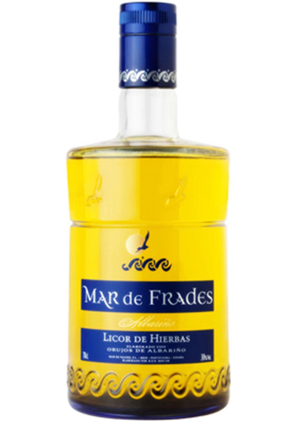 MAR DE FRADES HIERBAS