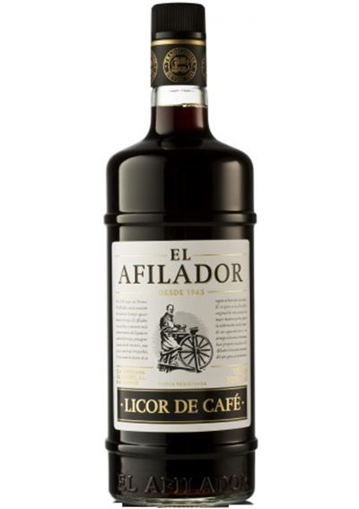 EL AFILADOR LICOR CAFE