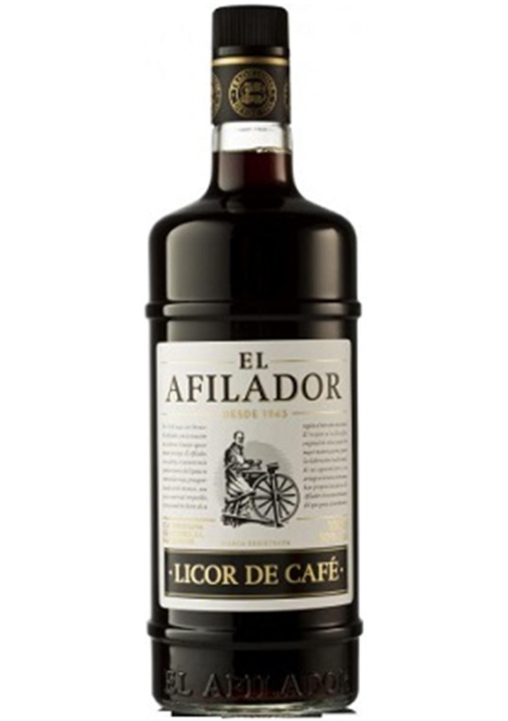 EL AFILADOR LICOR CAFE