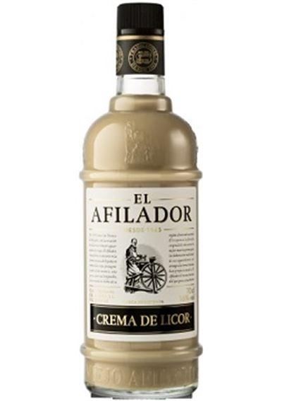 EL AFILADOR CREMA-ORUJO