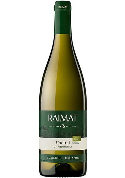 BLANCO RAIMAT CASTELL CHARDONNAY  ECO