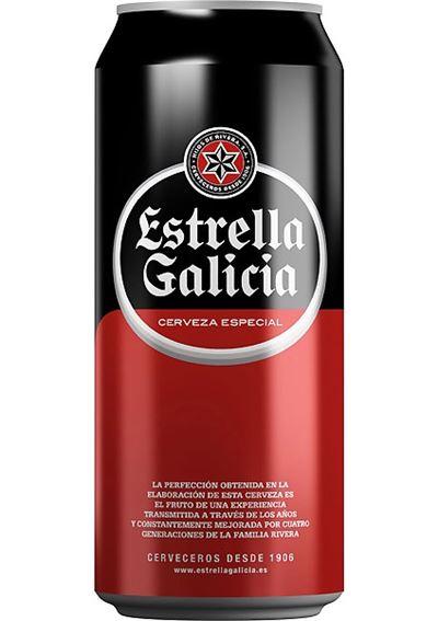 ESTRELLA GALICIA LATA33