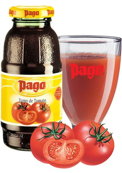PAGO TOMATE