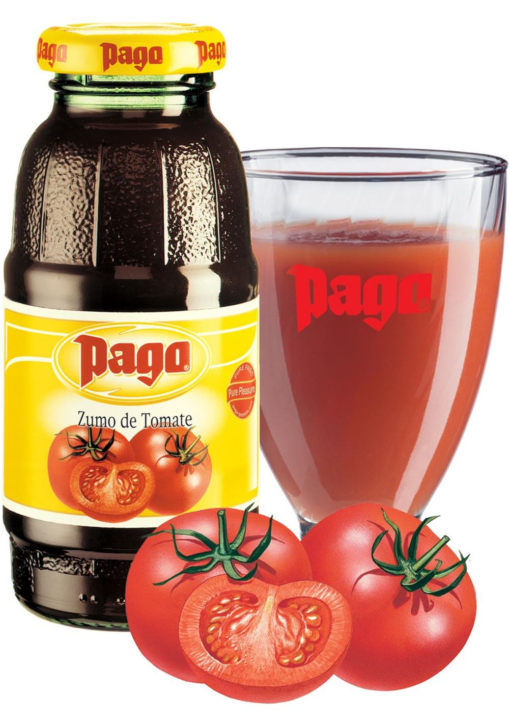 PAGO TOMATE