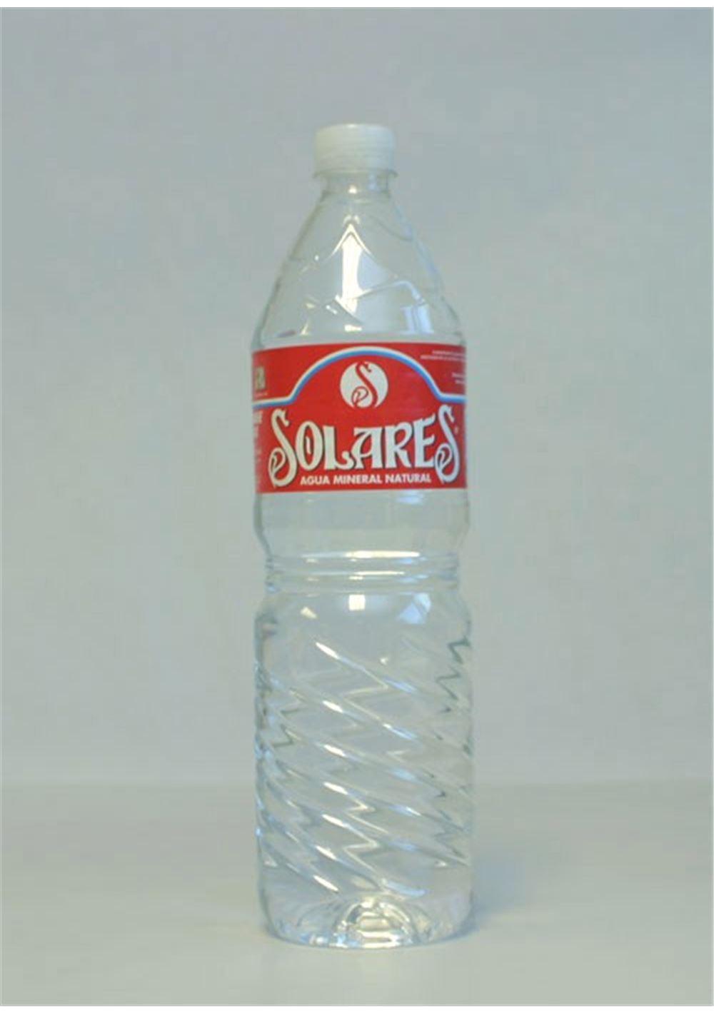 SOLARES PET 1,5 L