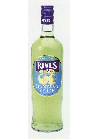 RIVES MANZANA SALCOHOL