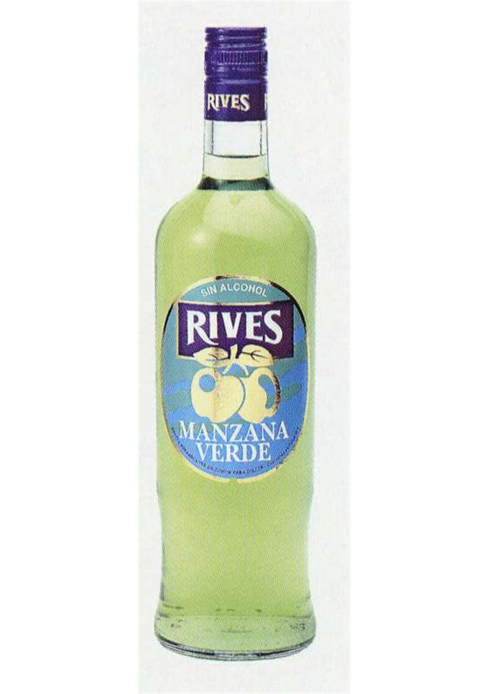 RIVES MANZANA SALCOHOL
