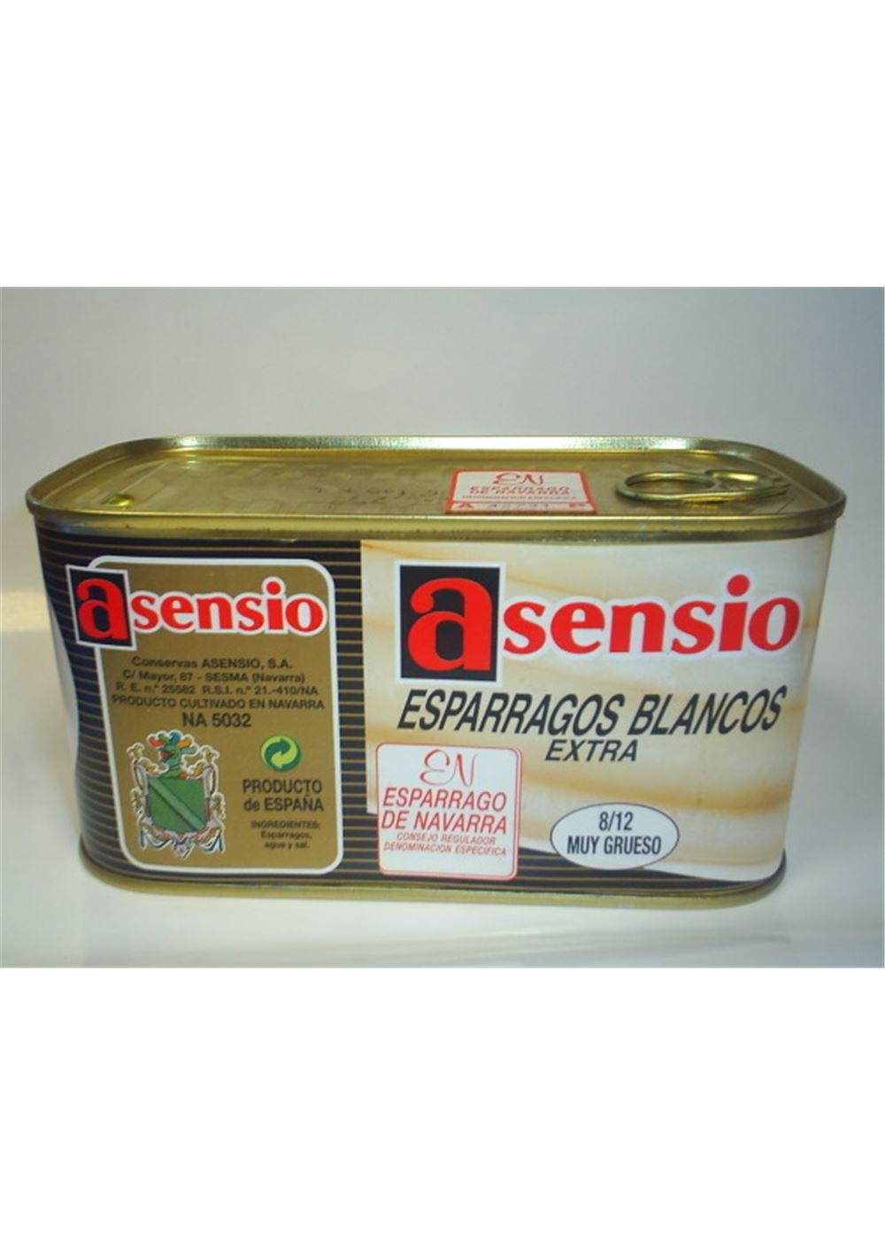 ESPÁRR. 8-12 KG ASENSIO