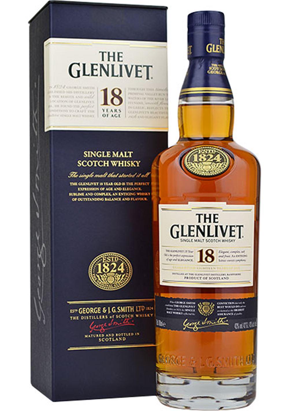 GLENLIVET18