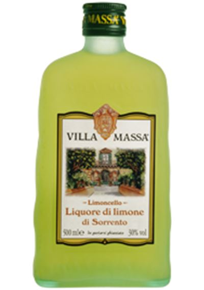 LICOR LIMON VILLA MASSA