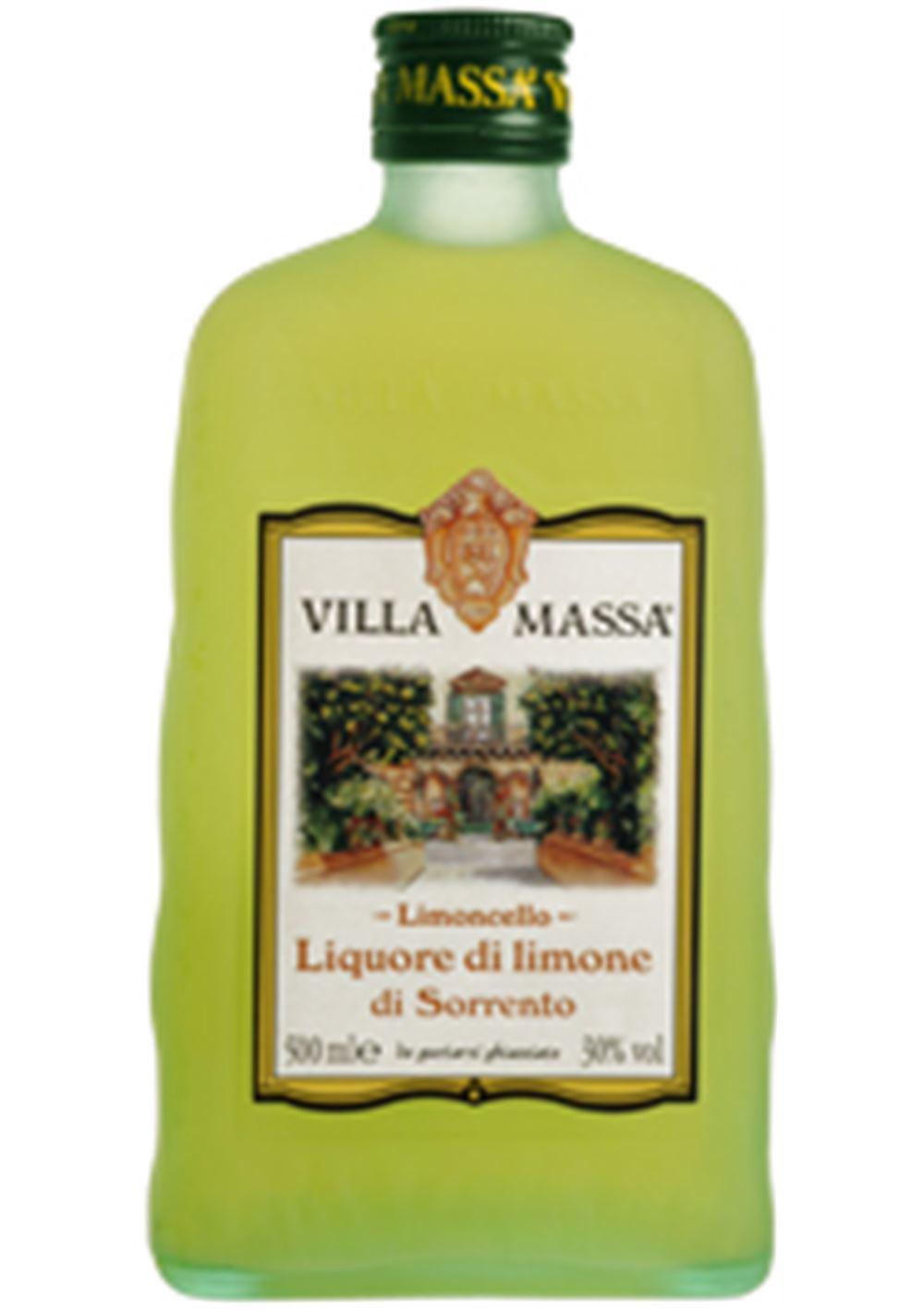 LICOR LIMON VILLA MASSA