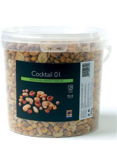COCKTAIL FRUT.S.N?1-1,8KG CUBO