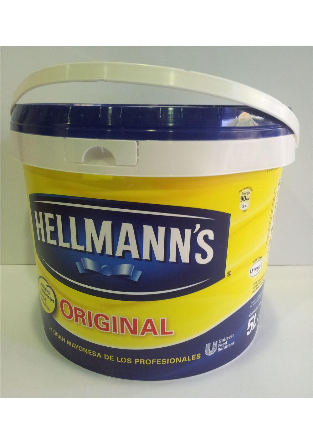 MAYONESA HELLMANNS 5L