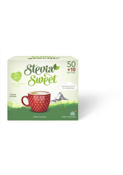 STEVIASWEET 60SOBRES60G